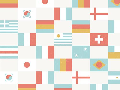 Pattern Design - 35 Seamless Vector Patterns