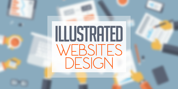 Best Illustrated Websites 2014: 30 Inspirational Examples