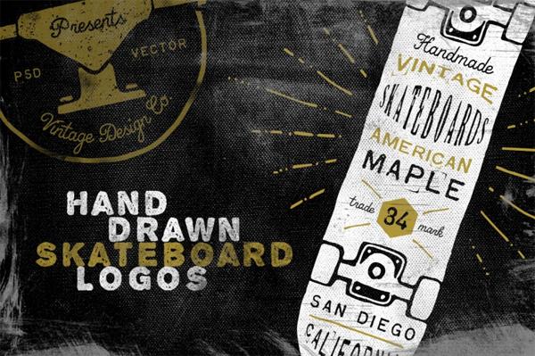 5in1 Mega Bundle v.1: Logo/Badge Templates