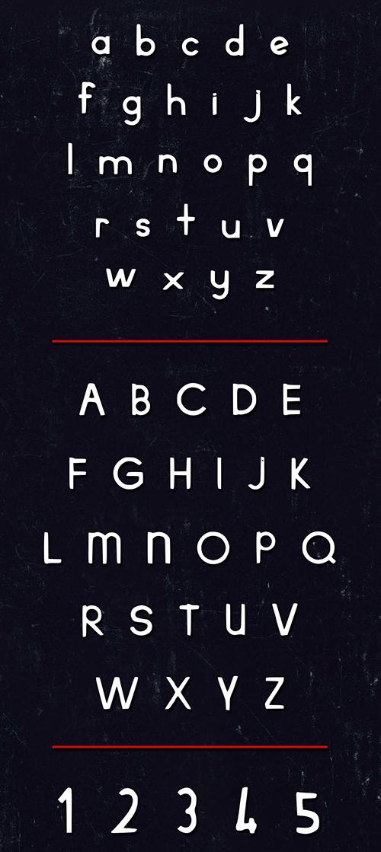 Korra free font