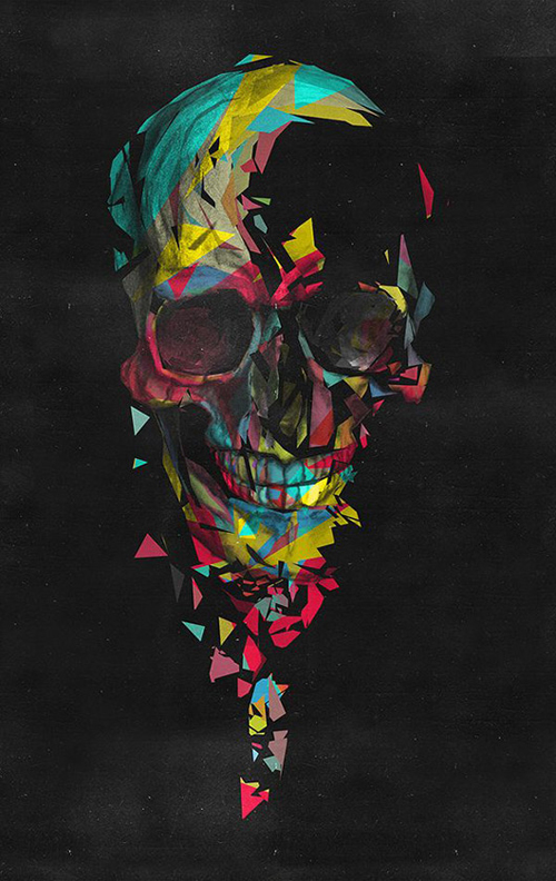Halloween 2014 Skull Wallpaper
