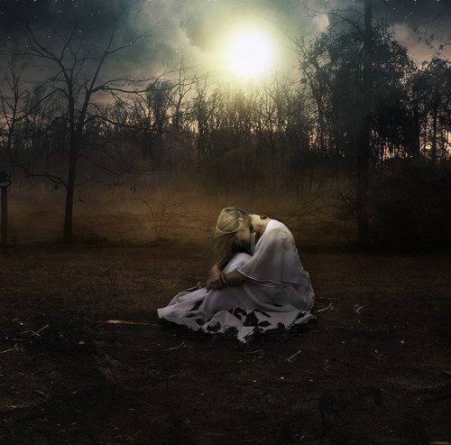 Create an Emotional Moonlight Scene in Photoshop