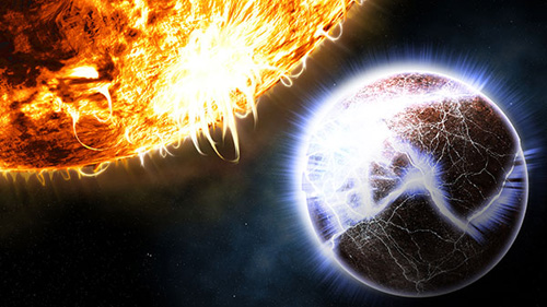 How to Create an Exploding Planet in Adobe Photoshop