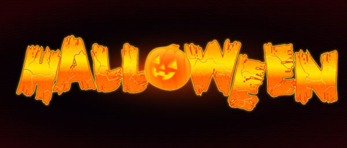 Create Halloween Text Effect in Illustrator
