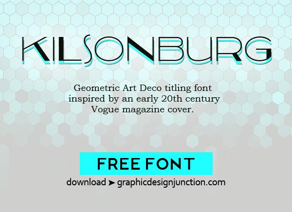 Kilsonburg Free Font