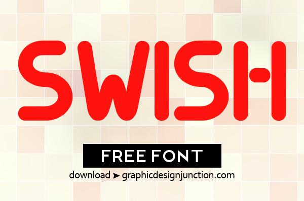 Swish Free Font