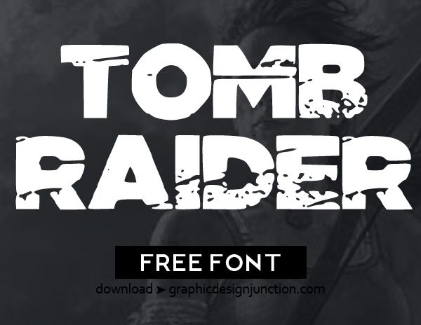 Tomb Raider Free Font