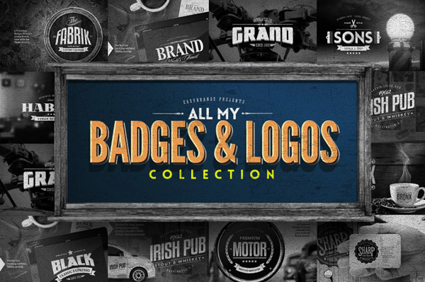 Badges & Logos Collection