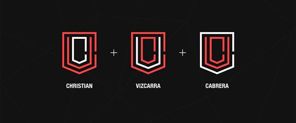 Christian Vizcarra Bran Logo Concept
