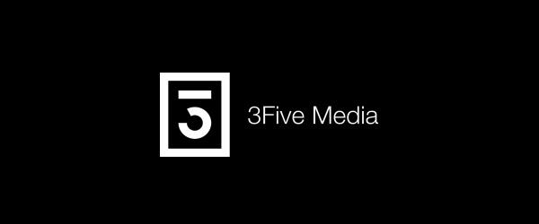 3Five Media Branding Logo