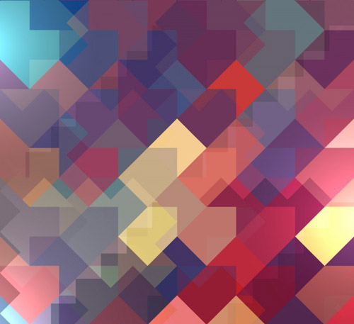 Colorful Patterns Free Vector