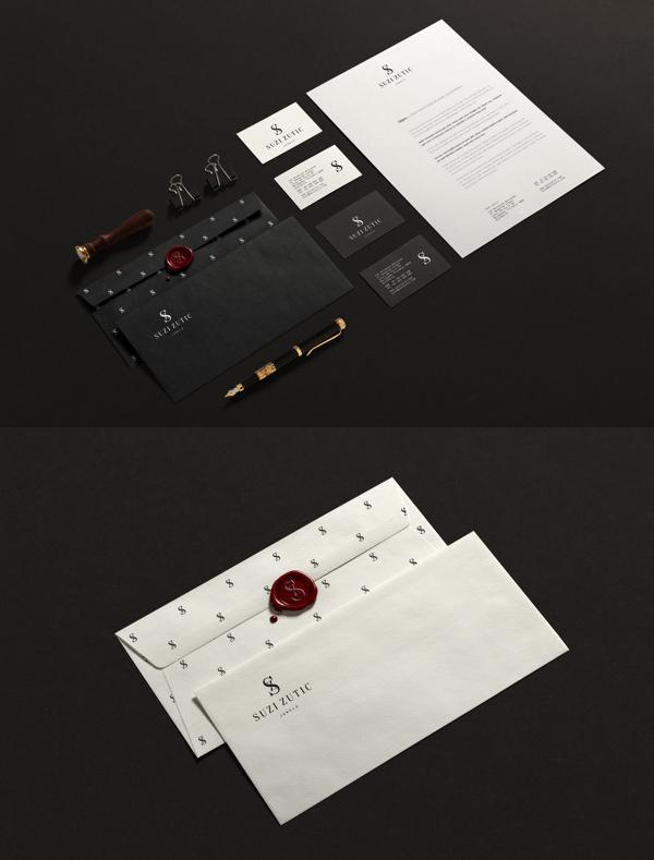 Suzi Zutic Jewels Stationery Items
