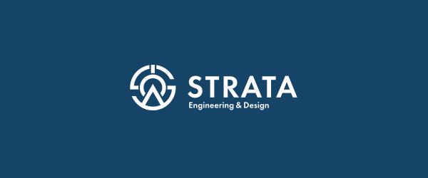 Strata Corporate Identity Logo