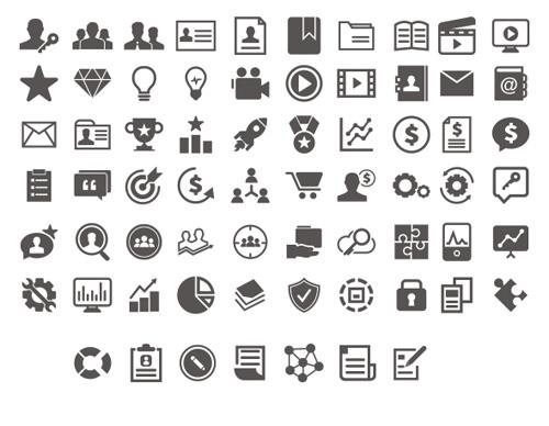 Freebie Wireframe Icons