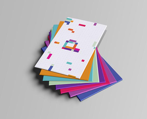 Pixel Awards Business Card