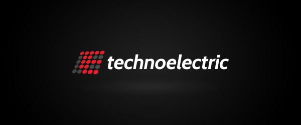 Technoelectric Corporate Identity Logo