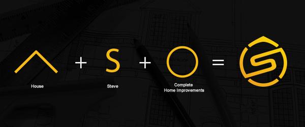 Steve's Home Improvement LLC Logo Concept