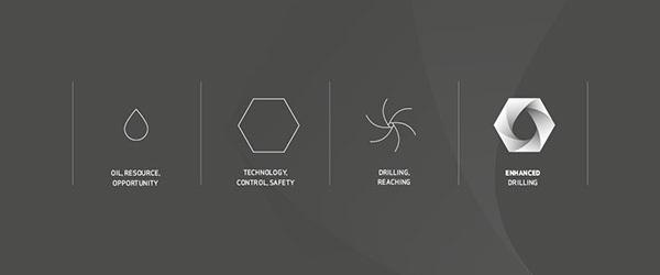 Enhanced Drilling, Branding Logo Concept