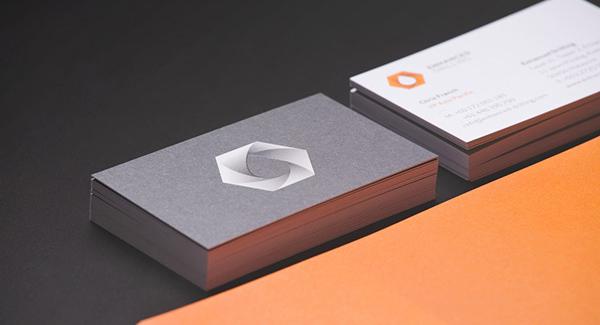 Enhanced Drilling, Branding Business Card