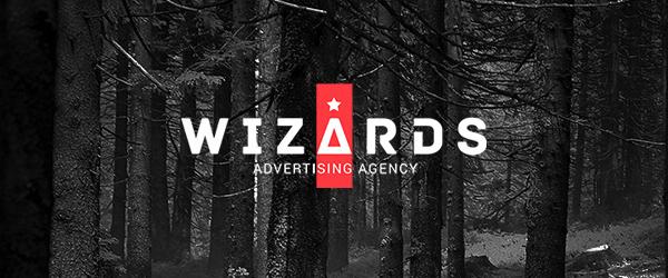 Wizards Agency - Branding Logo