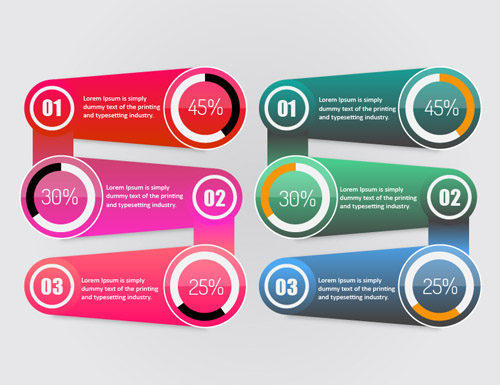 Free Infographic Vector Template