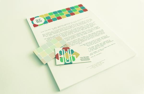 Bauru United for Games (BUG) Business Card