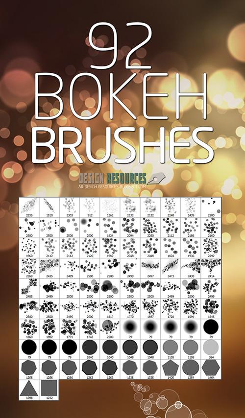 Bokeh Brushes Free Download