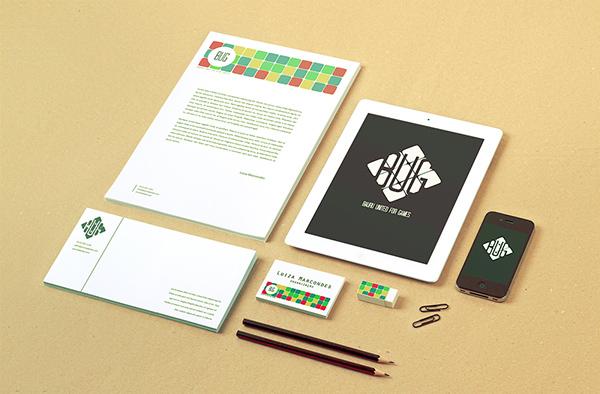 Bauru United for Games (BUG) Stationery Items