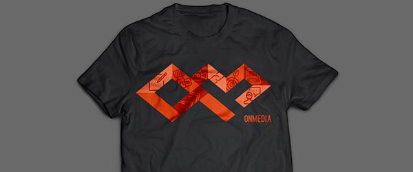 OnMedia Collaterals Logo
