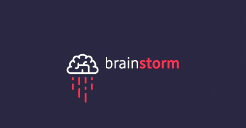 Brain Storm by Rich Hensman