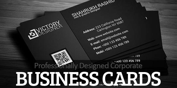 15 Creative Business Cards Design (Print Ready)