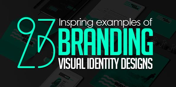 23 Inspiring Branding, Visual Identity and Logo Design Examples