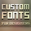 Post thumbnail of 29 Custom Font Families for Designers
