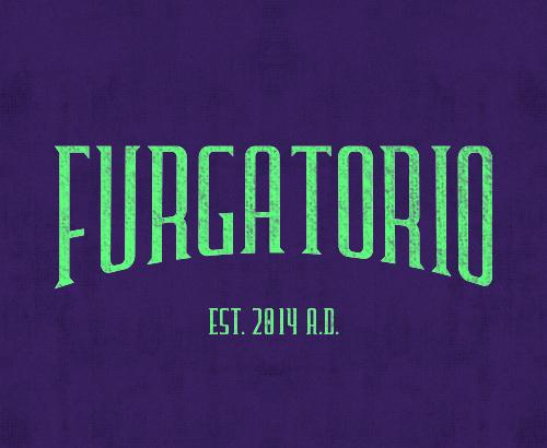 Furgatorio Free Font