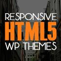 Post Thumbnail of 15 New Responsive HTML5 WordPress Themes