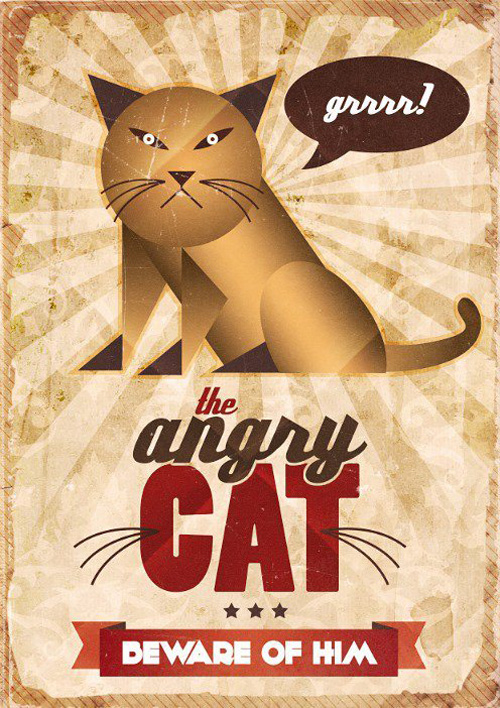 How to Create a Vintage Style Poster in Photoshop