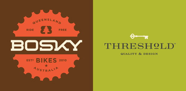 50+ Creative Designs of Badges and Logos - 15