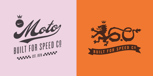 50+ Creative Designs of Badges and Logos - 28