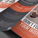 Post Thumbnail of 15 Modern Business Brochure Designs