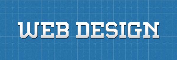 Web design blue print
