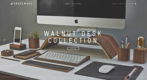 Flat Design Websites for Inspiration - 1