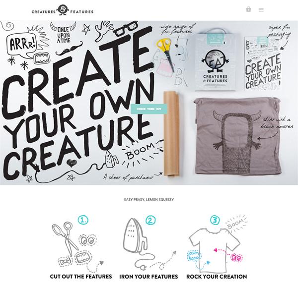 Flat Design Websites for Inspiration - 10