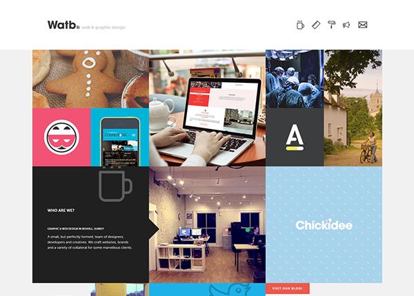 Flat Design Websites for Inspiration - 17