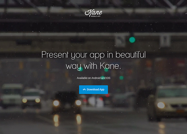 One Page Websites - 30 Inspiring Examples - 22