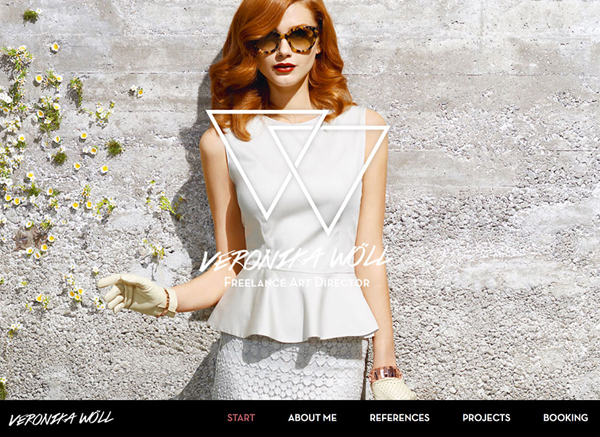 One Page Websites - 30 Inspiring Examples - 24