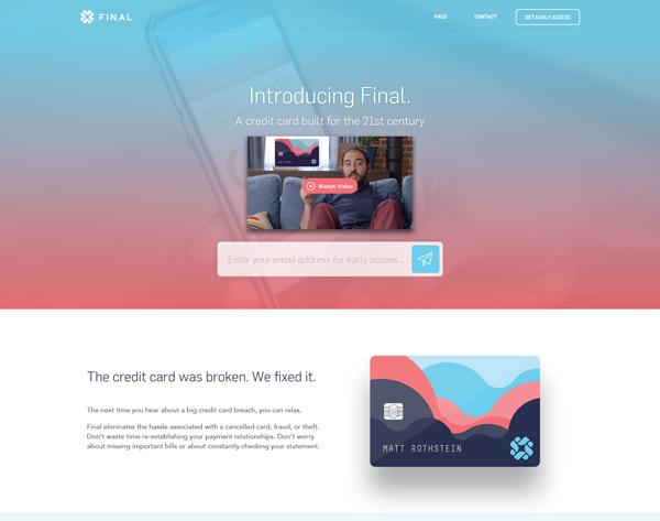 Flat Design Websites for Inspiration - 25