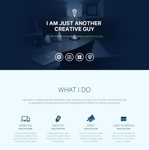 Flat Design Websites for Inspiration - 4