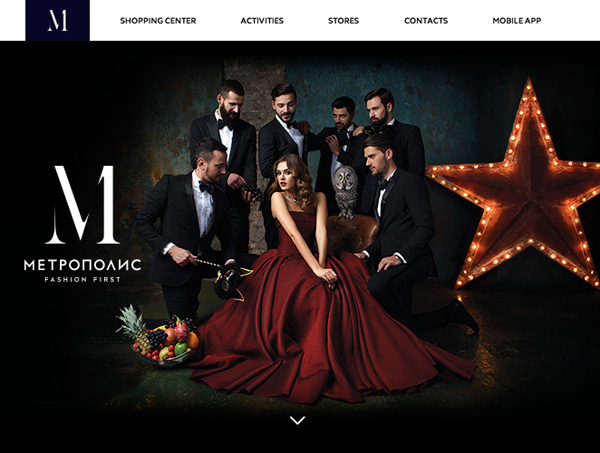 One Page Websites - 30 Inspiring Examples - 4