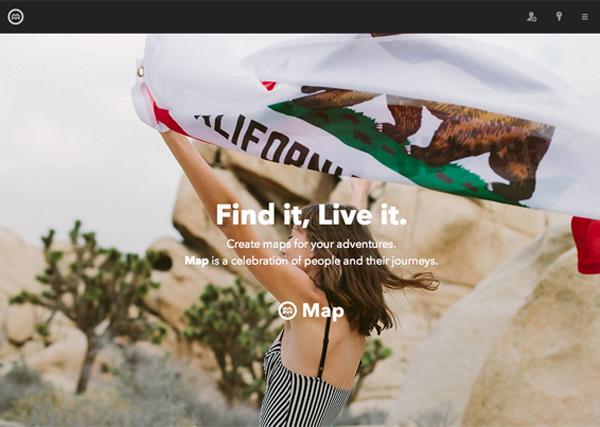 Flat Design Websites for Inspiration - 7