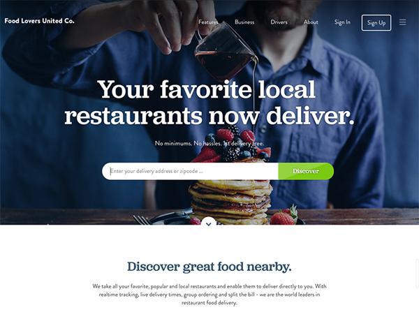 Flat Design Websites for Inspiration - 8